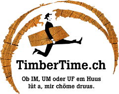 Timber Time Logo